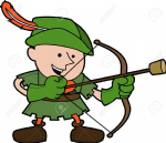 Robin Hood Games - Rushcliffe Arena - WK6 2019 - Thu 29th Aug